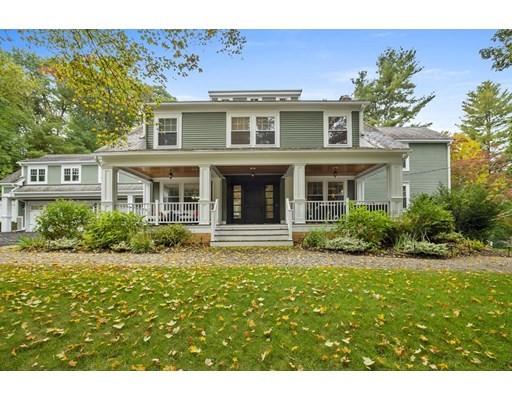 63 Brook Street, Wellesley, Massachusetts, MA 02482, 5 Bedrooms Bedrooms, 12 Rooms Rooms,4 BathroomsBathrooms,Single Family,For Sale,4950522