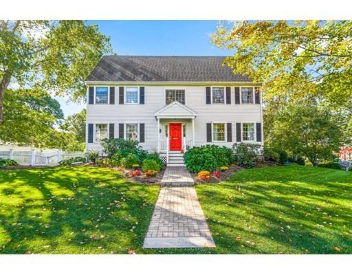 8 Hodges, Wellesley, Massachusetts, MA 02482, 5 Bedrooms Bedrooms, 11 Rooms Rooms,3 BathroomsBathrooms,Single Family,For Sale,4950584
