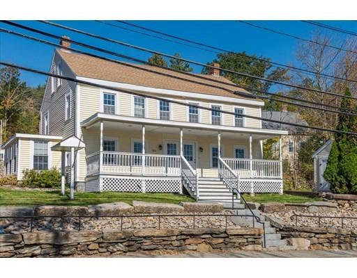 588 Main St, Sturbridge, Massachusetts, MA 01518, 3 Bedrooms Bedrooms, 7 Rooms Rooms,2 BathroomsBathrooms,Multi-family,For Sale,4950495