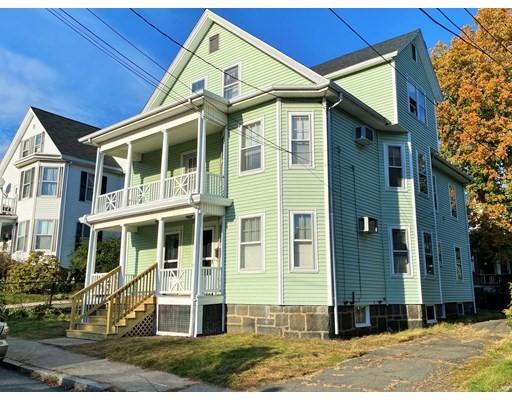 4 - 6 Barr Street, Salem, Massachusetts, MA 01970, 7 Bedrooms Bedrooms, 14 Rooms Rooms,3 BathroomsBathrooms,Multi-family,For Sale,4951286