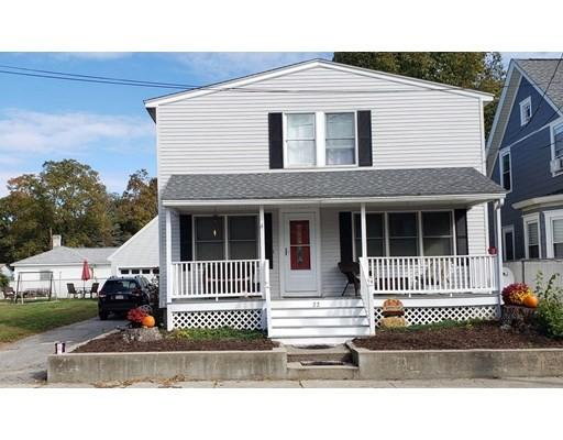 22 Harvard St, Uxbridge, Massachusetts, MA 01569, 3 Bedrooms Bedrooms, 6 Rooms Rooms,2 BathroomsBathrooms,Single Family,For Sale,4951450