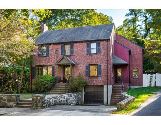 122 Clark Rd, Brookline, Massachusetts, MA 02445, 5 Bedrooms Bedrooms, 10 Rooms Rooms,4 BathroomsBathrooms,Single Family,For Sale,4952023