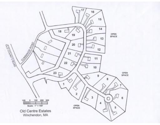 Lots 1-23 Cummings Road, Winchendon, MA