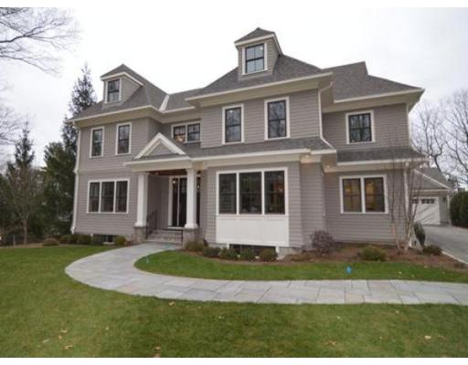 20 GAMMONS ROAD, Newton, MA