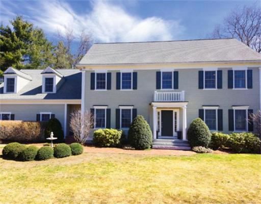 20 Flintlock Road, Lexington, MA