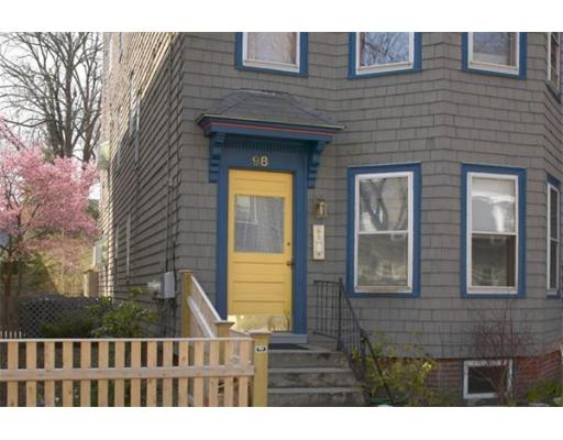 98 Allston Street, Cambridge, MA 02139
