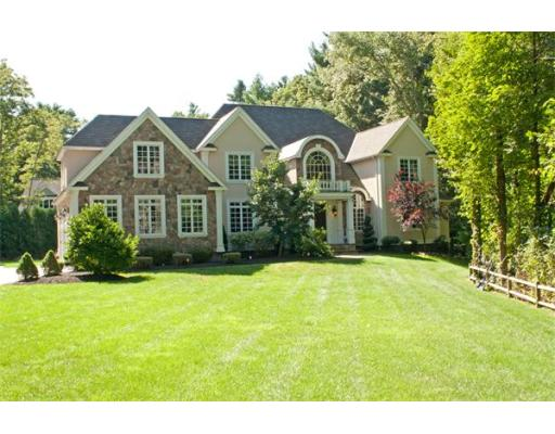 25 High Meadow Road, Wrentham, MA