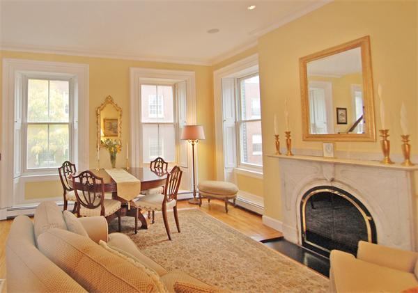 3 Walnut Street, Boston, MA, 02108, Beacon Hill Home For Sale