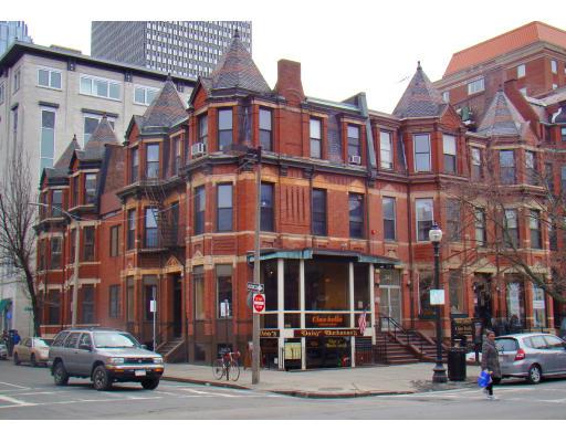 240 Newbury Street Boston MA 02115