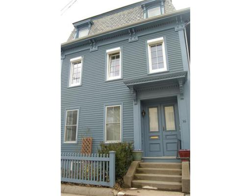 36 Fairmont Street, Cambridge, MA 02139