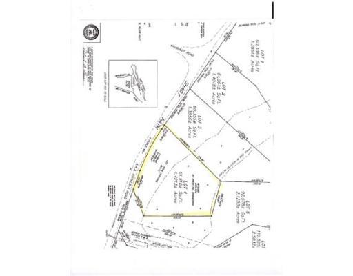 Lot 4 Shady Path Ware MA 01082