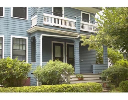 60 Wendell Street, Cambridge, MA 02138