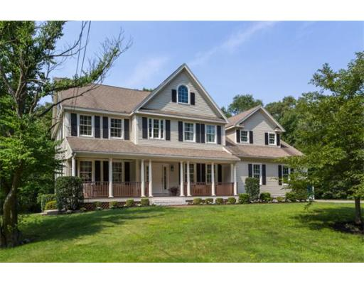 22 Fiske Road, Lexington, MA