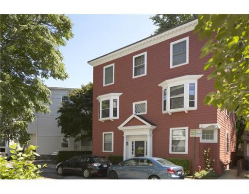 4 Arcadia Street, Cambridge, MA 02140