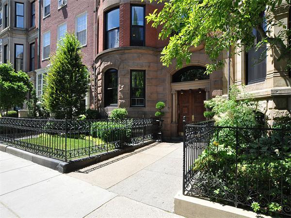 167 Commonwealth Avenue Boston MA 02116