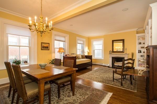 3 Walnut, Boston, MA, 02108, Beacon Hill Home For Sale