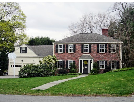 34 Arnold Road, Wellesley, MA