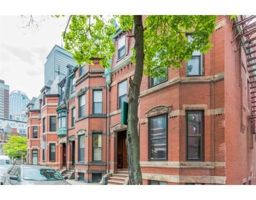 31 Fairfield Street, Boston, MA 02116