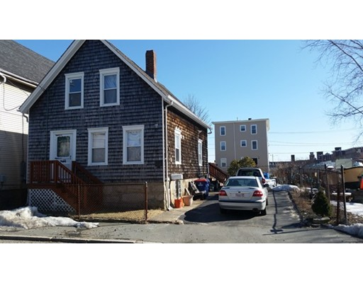 58 Washburn Street, New Bedford, MA