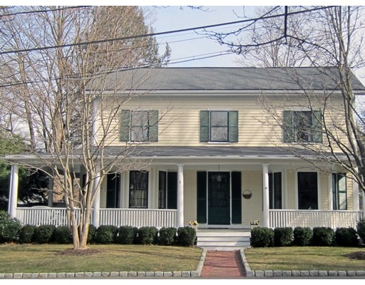 58 Cottage St, Wellesley, MA