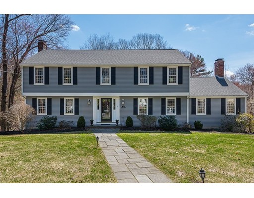 4 HITCHING POST Lane, Hingham, MA