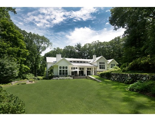 150 Meadowbrook Road, Weston, MA