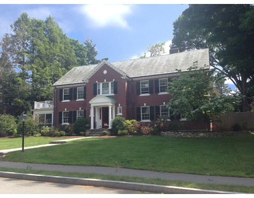 100 PINE RIDGE ROAD, Newton, MA