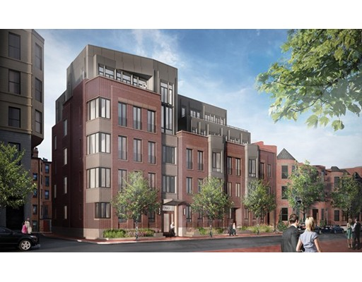 451 Marlborough Street, Unit Penthouse 5, Boston, MA 02115