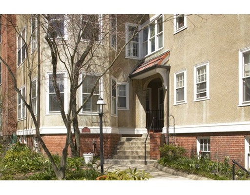 7 Linnaean Street, Cambridge, MA 02138