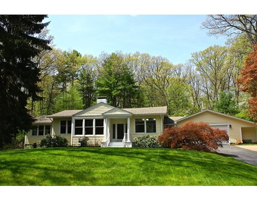 37 Hawthorne Lane, Weston, MA