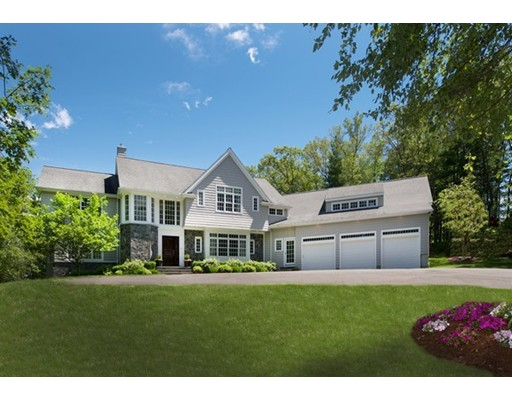 9 Fridolin Hill, Lincoln, MA