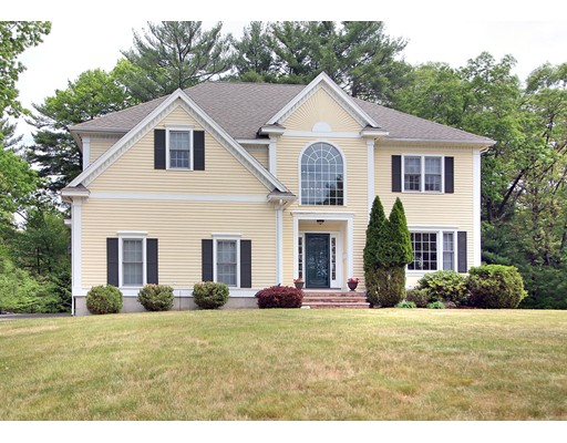 6 Deer Run Drive, North Reading, MA