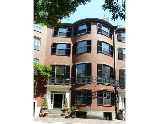 13 Louisburg Square Boston MA 02108