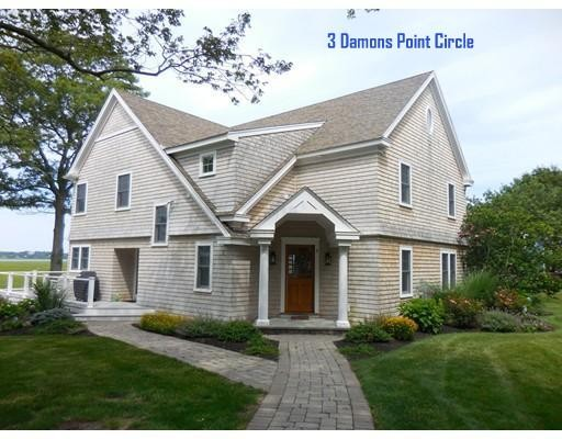 3 Damons Point Circle, Marshfield, MA
