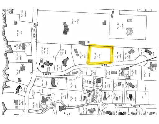 Lot F Rust Way, Cohasset, MA