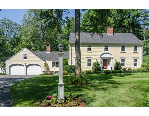 111 Montvale Road, Weston, MA