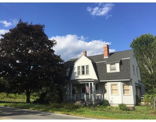 277 Washington Street Boxford Ma Real Estate Listing Mls
