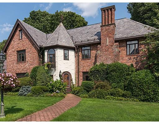24 Manor House Road, Newton, MA