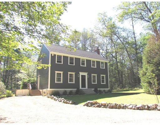 169 Dodge Rd Rowley MA Real Estate Listing | MLS# 71906071