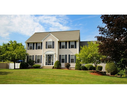 57 Britney Drive, Holden, MA
