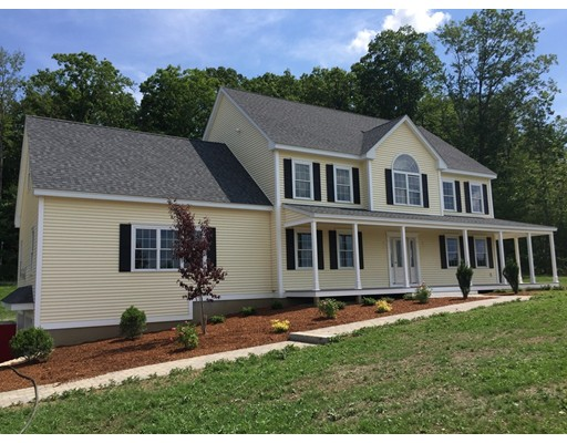 6 Quail Ridge Road Lot 3, Merrimac, MA