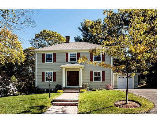 6 HIGHLAND Road, Belmont, MA