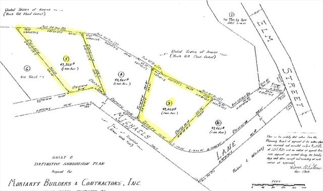 Lot 3 Michaels Lane Templeton MA 01468