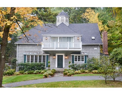 86 Abbott Road, Wellesley, MA