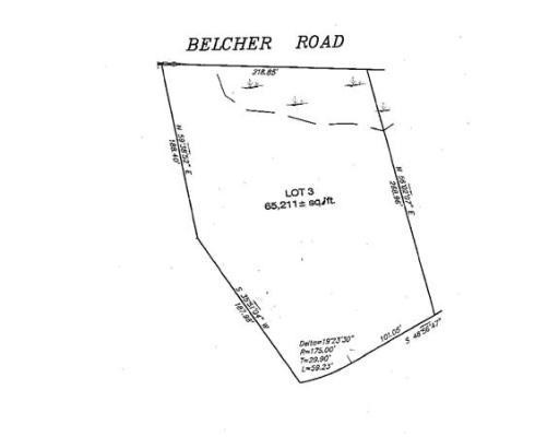 Lot 3 Belcher Road, Foxboro, MA