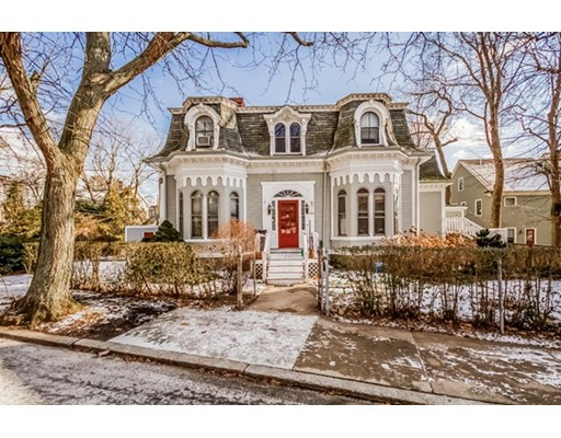 268 Chestnut Avenue Boston MA 02130