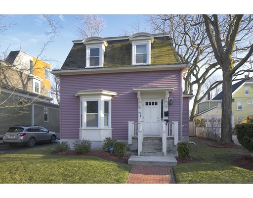 44 Ivaloo Street, Somerville, MA 02143