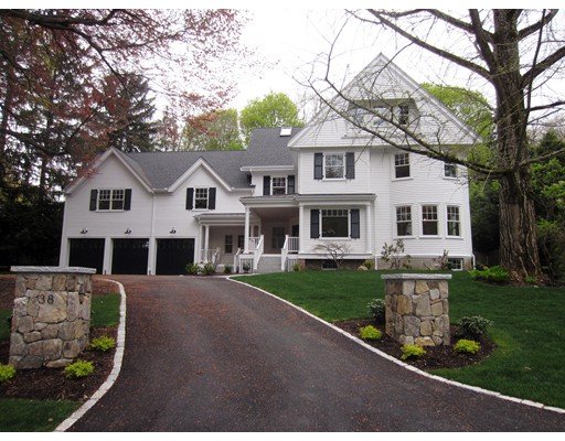 38 Chestnut St, Wellesley, MA