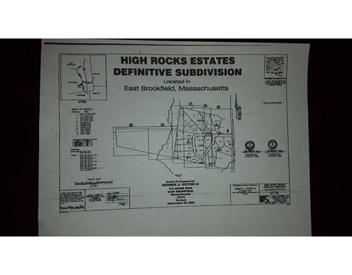 lot 6 High ROCKS, East Brookfield, MA