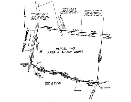 1-7 Kings Highway, Westhampton, MA 01027